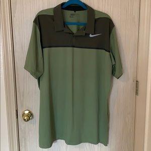 Men's Nike Golf Dri-Fit Polo Size XXL